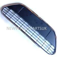 FORD FOCUS 2008-2011 FRONT BUMPER CENTRE GRILLE WITH CHROME FRAME NEW