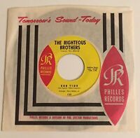 Righteous Brothers / Ebb Tide / 45 w rare Philles Sleeve / NM Unplayed