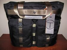 TUMI T-Tech Core 3 TMT Weekend Tote Black Military Style Travel Bag 55001
