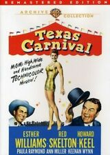 Texas Carnival With Esther Williams DVD Region 1 883316336878