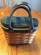 Longaberger Collector's Club 2005 Renewal Basket w/liner & plastic protector