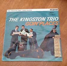 The Kingston Trio - Goin Places
