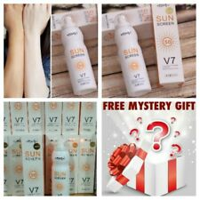 Sunscreen V7 Whitening Spray Spf50 Sun Protective Total Effect Lotion