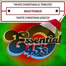 White Christmas - Back To Back (2016, CD NIEUW)