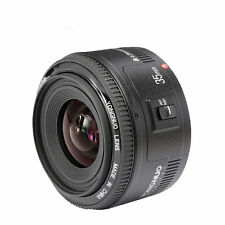 YONGNUO YN 35MM F2 Large Aperture Auto Focus SLRC Lens for Canon EF EOS Cameras