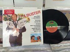 Phil Collins - Buster Soundtrack - LP (Vinyl) With Original PRESS KIT!