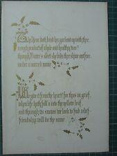 1848 print ~ imprimantes marque page-fleurs et leur kindred pensées