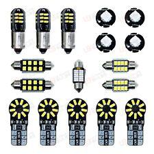 Seat Leon 5F MK3 | 2012+ | Interior LED Kit | Bright White LED SMD Canbus Bulbs