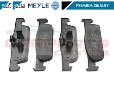 FOR RENAULT CLIO MK4 1.2 1.5 DCi 2012- FRONT BRAKE PADS PAD SET MEYLE GERMANY