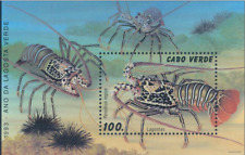 Cabo Verde - 1993 - Lobsters - MNH