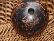 Brunswick Mineralite 5 Inch Bowling Ball, Salesman Sample or Child, Kids Ball