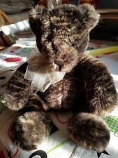 boswell the bear plush by gund