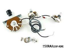 Fender Squier Classic Vibe 60s Custom Tele Pots & 3 Switch, Telecaster Guitar!