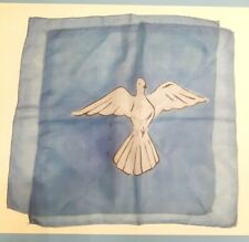 """Vintage Magic Trick - Supreme's Dove Silk With Matching Silk 18"""""""