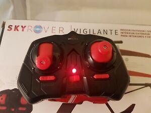 SkyRover Vigilante Helicopter Drone Controller Remote Sky Viper US858270-5