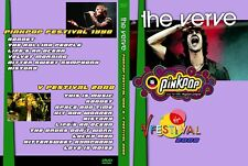 More details for the verve concert art pinkpop festival 1998 and v festival 2008 with free dvd