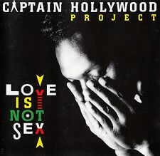 Captain Hollywood Project: Love is not sesso/CD-Top-stato