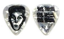 Cheap Trick Rick Nielsen Signature White Pearl Guitar Pick #2 - 2015 Tour