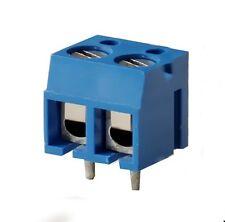Printklemme 2-polig, 1-reihig gerade RM5mm, Printmont KEFA KF301-5.0 5St.