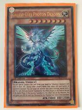 Galaxy-Eyes Photon Dragon PHSW-EN011 Ultra Rare 1st Edition SINGLE