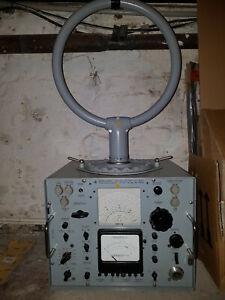 Rohde & Schwarz Feldstärke-Messgerät BN 15001 mit Loopantenne / SK-B