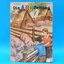 DDR ABC-Zeitung 5/1952 + Beilage Zeitschrift für Junge Pioniere FDJ POS Schule