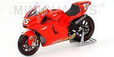 MINICHAMPS 122 050065 DUCATI DESMOSEDICI model bike L Capirossi MotoGP 2005 1:12