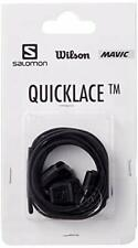 [Salomon] shoes supplies laces Quicklace KIT (Quick Race Kid) Blac... From Japan
