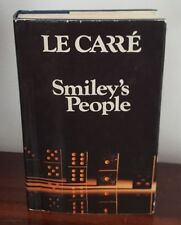 Smiley's People by John Le Carre, Hoddder London 1980 1st Edition Hardback VGC