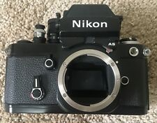 Nikon F2AS Photomic 35mm SLR Film Camera Body Only SN 7232665 in excellent condi