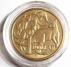 AUSTRALIAN 2016 Uncirculated $1 Coin MOB OF ROOS,RARE+LOW MINTAGE