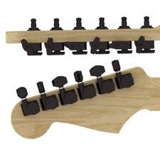Hipshot Guitar Black Tuner Upgrade Kit Fender Directrofit