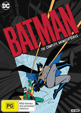 Batman The Animated Series complete DVD Box Set R4 DC