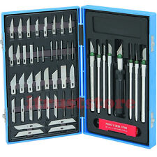 MINI HOBBY KNIFE SET EXACTO ETCH KNIVES BLADES KIT FOR CARVING AND WHITTLING