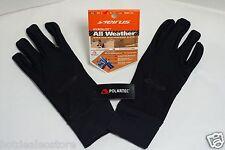 SEIRUS Hyperlite All Weather Ultra-Thin Weatherproof Polartec Gloves - Men's LRG