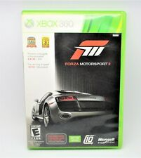 Forza Motorsport 3  Install Disc Only ( Xbox 360, 2009) with original case