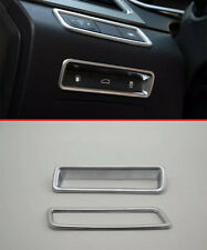Interior Light Switch Controller Cover Trim for Hyundai Sonata MK9 2015-2017