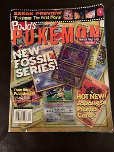 PoJo's Pokemon News & Price Guide Vol 1 No 2 Dec 1999