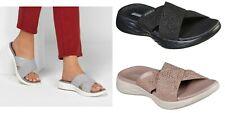 Skechers Women's Sandal 16259 On The Go 600 - Glistening Slider. Contour Footbed