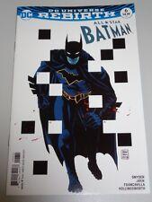 BATMAN ALL STAR #6 DC UNIVERSE REBIRTH VARIANT