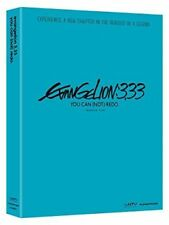 Neon Genesis Evangelion 3.33 You Can (Not) Redo DVD Guidebook Anime Funimation