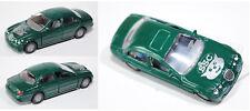 Siku Super 1376 Jaguar S 4.0 V8, moosgrün, SSC Sondermodell 2001, Werbemodell