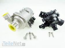 Wasserpumpe BMW elektrisch inkl. Thermostat und Schrauben PIERBURG