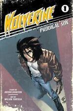 Wolverine 1: Prodigal Son (Wolverine Manga)-ExLibrary