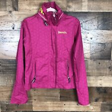 Bench Womens Pink Jacket Size Large