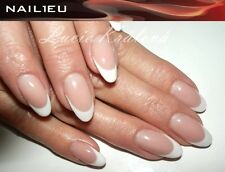 "French Gel-Vernice ""Bianco neve"" 15ml/POLISH-GEL Gel UV Frenchgel French-Gel"