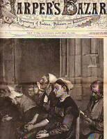 1880 Harper's Bazar January 31 - Mid-winter toilettes