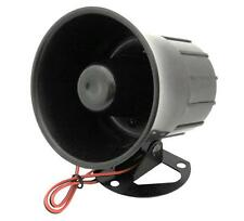 12V 15W 110dB Alarm Horn Alarmsirene Alarm Sirene Alarmanlage Alarm Signalgeber