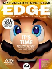 EDGE E261,Super Mario 3D World Wii U,Call Of Duty Ghosts,Assassin Creed IV,Zelda