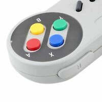 2x Super Nintendo SNES USB Controller GAME PAD For PC Raspberry Pi 3 5t